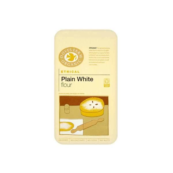 Large 65920   doves farm organic unbleached white plain flour