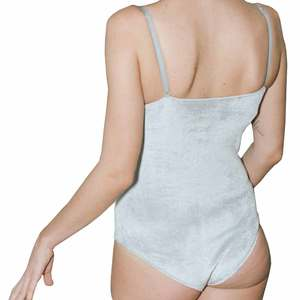 Medium base rsnge emily body silver shiny velour aw16 13610027 911x607