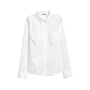 Medium white shirt