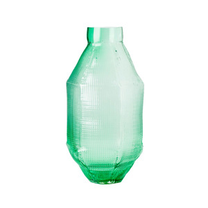 Medium the conran shop trace long vase aqua vanessa mitrani