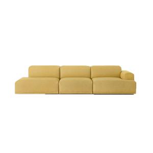 Medium clippings conect sofa 3 seater