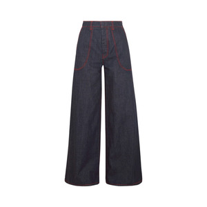 Medium marni high rise wide leg net a porter