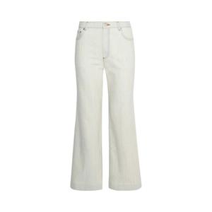 Medium a.p.c. atelier de production et de cre ation sailor cropped high rise wide leg jeans net a porter