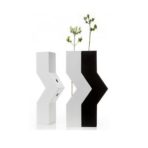 Medium two vases