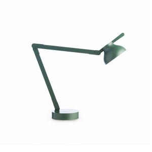 Medium desk top lamp