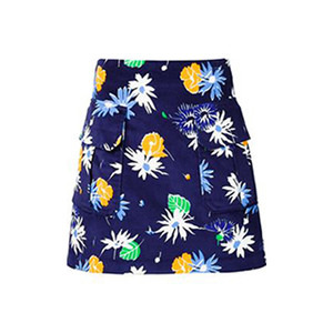 Medium cow sarazen skirt farfetch
