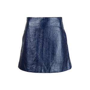 Medium cow sage mini skirt farfetch