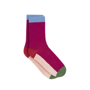 Medium the elder statesman trouser socks
