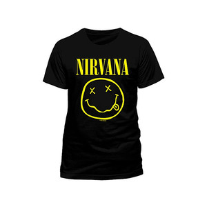 Medium nirvana tee marisota
