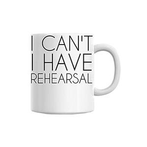 Medium rehearsal mug