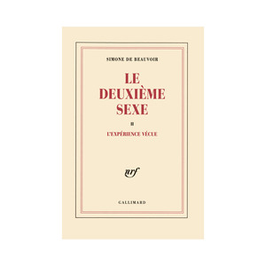 Medium le deuxie me sexe de simone de beauvoir