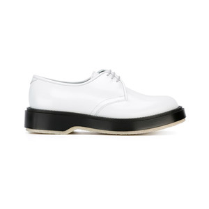 Medium type 54  derby shoes