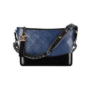 Medium two tone leather handbag a91810 y61477 c0202