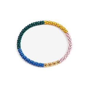 Medium angler chain bracelet