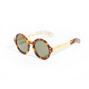 Medium round the world sunglasses