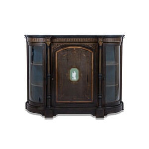 Medium ceraudo jasper detail cabinet