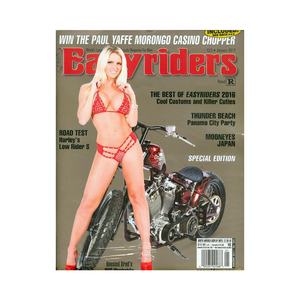 Medium easyriders january 2017 with calander ebay
