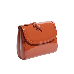 Medium abag patent brown