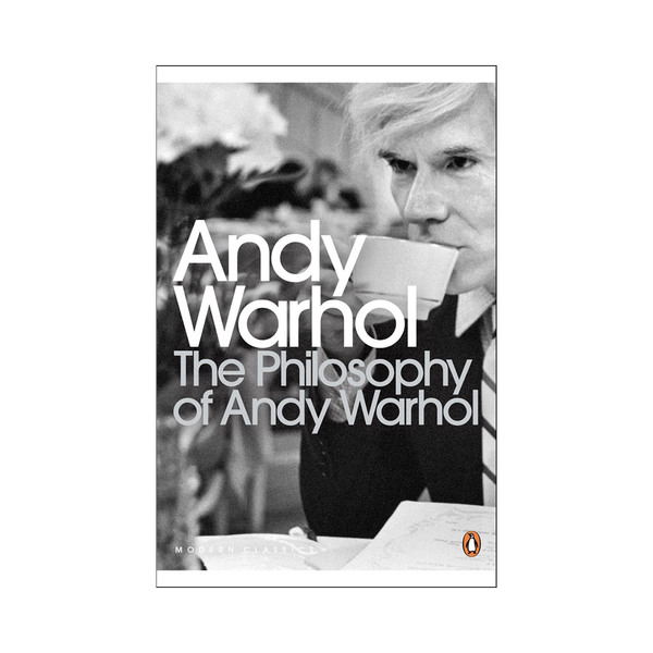 Large the philosophy of andy warhol  from a to b and back again    andy warhol