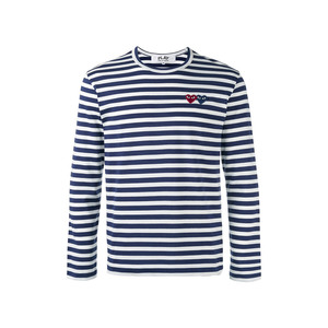 Medium far fetch commedes garc onsplay breton stripe t shirt