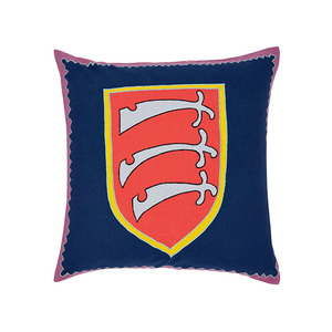 Medium tate shop grayson perry   coat of arms   cushion cover