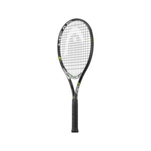 Medium head mxg 3 tennis racket