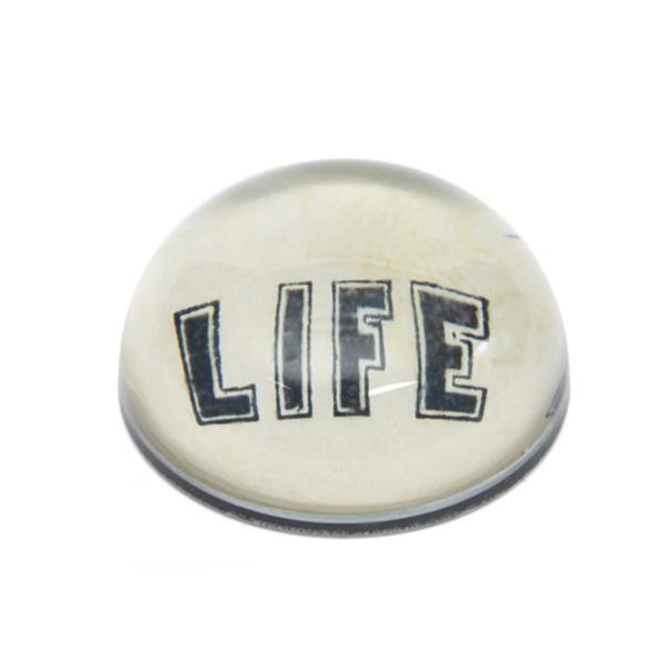 Large john derian life paperweight