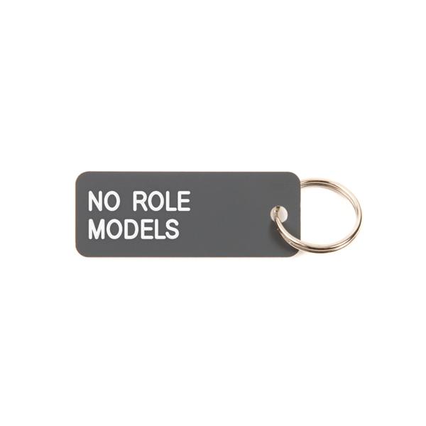 Large no role models keytag