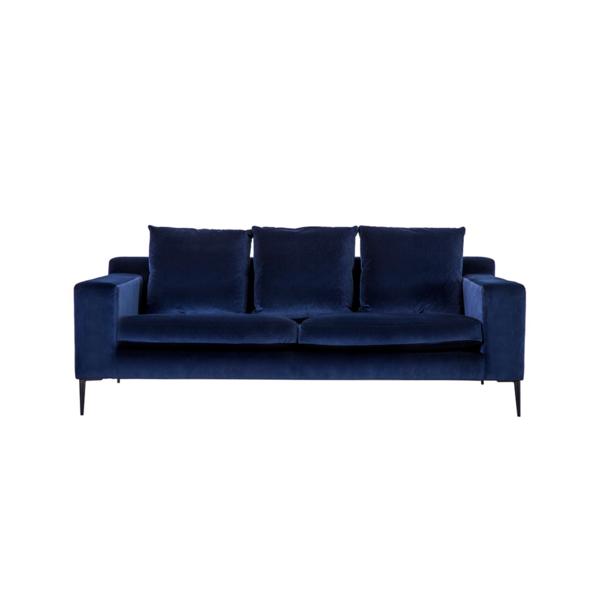 Large chiltern sofa navy blue