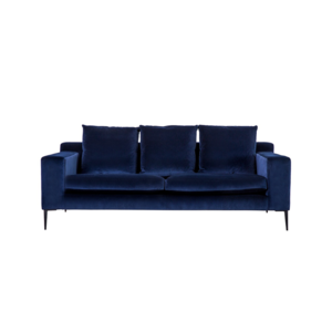 Medium chiltern sofa navy blue