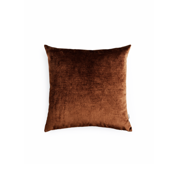 Large  clippings velvet cushion