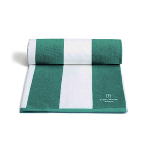 Medium soho home beach towel