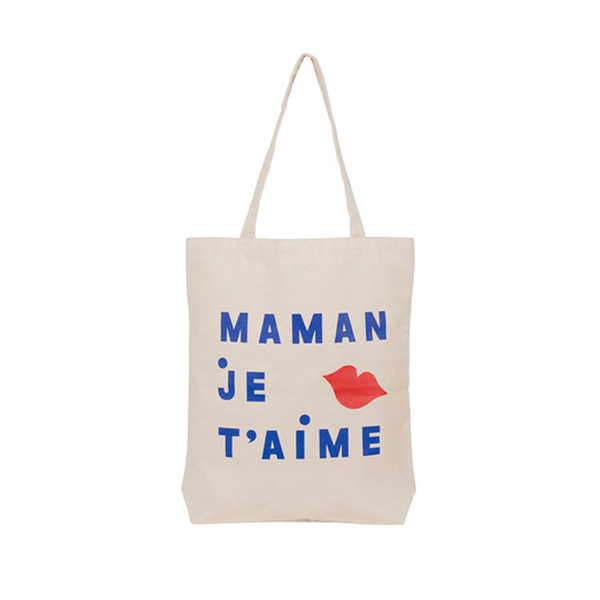 Large clarev every mother counts tote bag