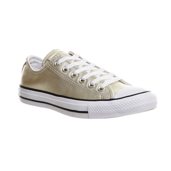 39d5ebec1864 Converse - All Star Low Leather Blush Gold - Semaine