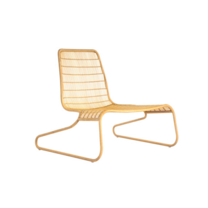 Medium clippings flo low chair