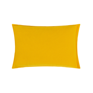 Medium amara soft fleece bed cushion   30x50cm   corn