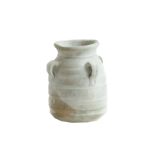 Medium ceraudo small pottery urn