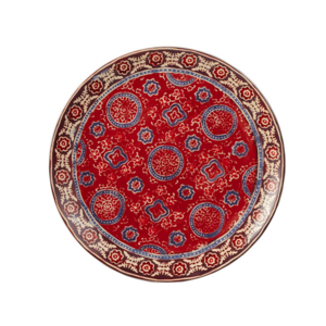 Medium oka marrakech decorative plate