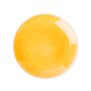 Medium the conran shop organic sand plate bright orange
