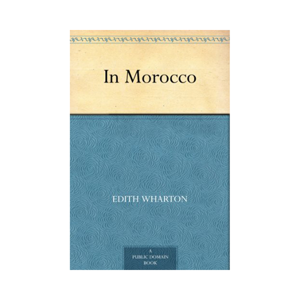 Large edith whartonin morocco