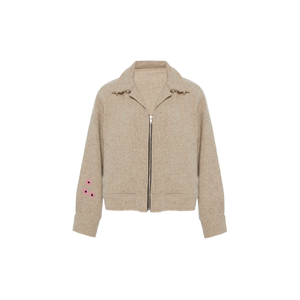 Medium the elder statesman woven decon jacket