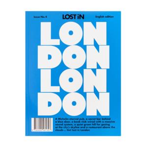 Medium lost in london book