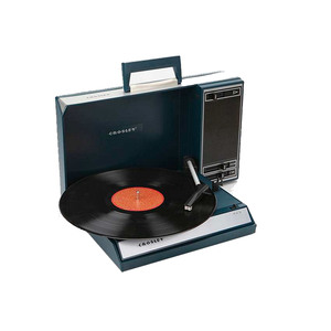 Medium crosley spinnerette portable usb vinyl record player
