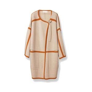 Medium chloe blanket coat