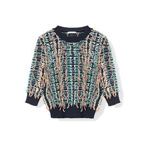 Medium chloe fil coupe sweater