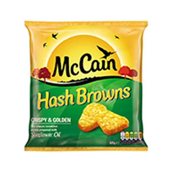 Large hash browns