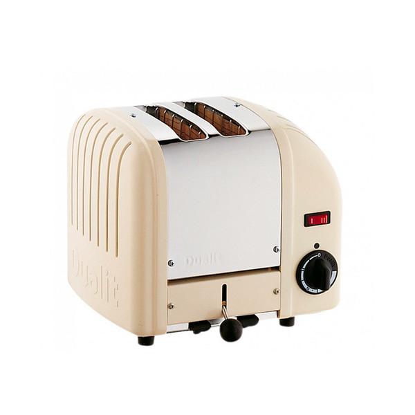 Large the conran shop dualit 2 slot toaster cream