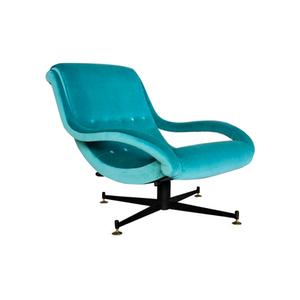 Medium pamono italian armchair  1955