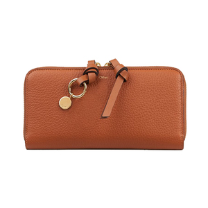 Medium chloe alphabet long wallet