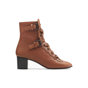 Medium ankle boots